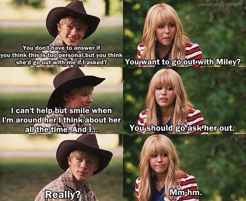 Hannah Montana movie!