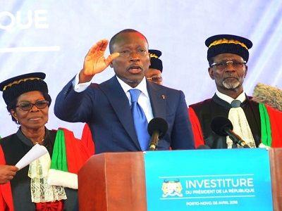 Découvrir le Bénin Révélé      Une nouvelle ère de gouvernance de l'action publique a été lancée avec  l'élection du Président Patrice Ta...