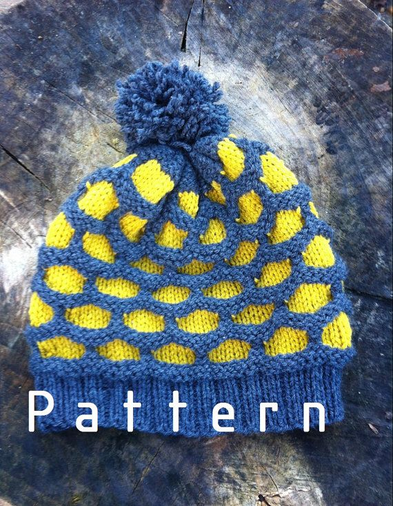 Knitting pattern for the very easy quick and funny by Mursulla