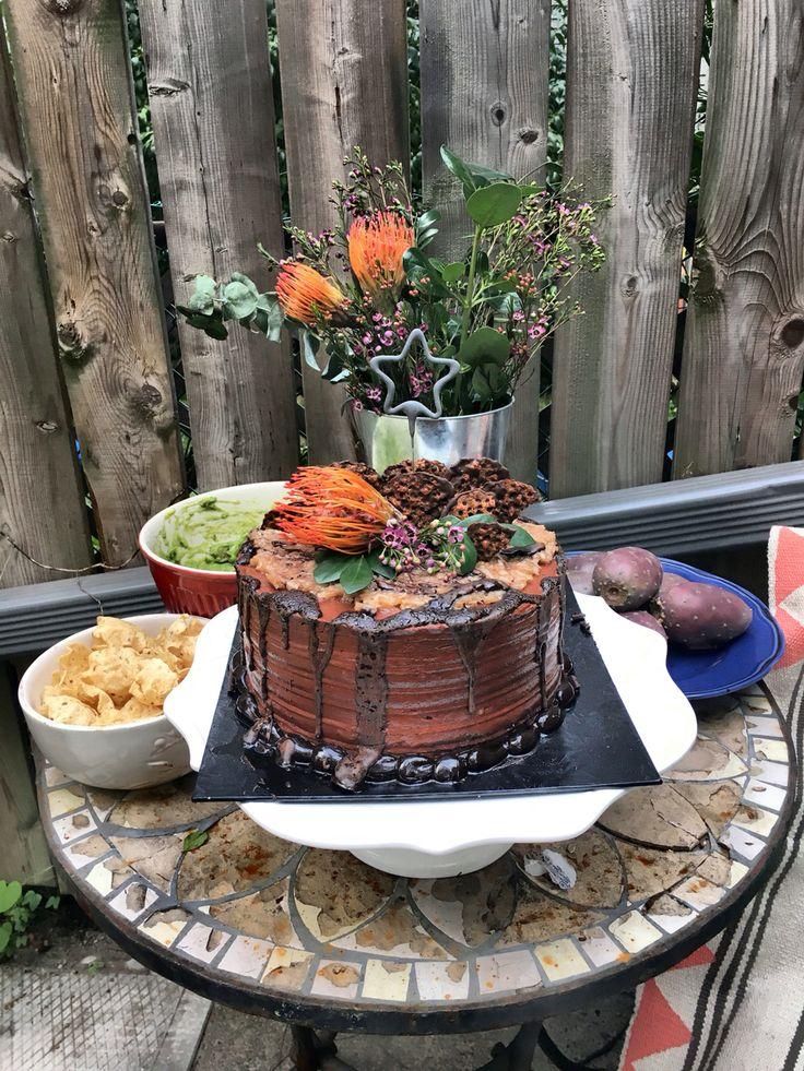 Cake styling #birthday #eventstyling