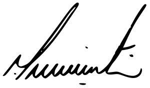 Signature of Augusto Pinochet - Augusto Pinochet - Wikipedia, the free encyclopedia