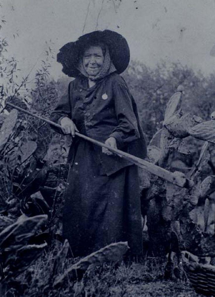 Historia de las mujer canaria trabajadora