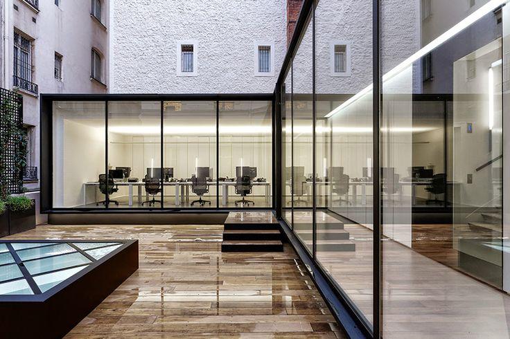 摩登極至的 Dior Men 巴黎新總部