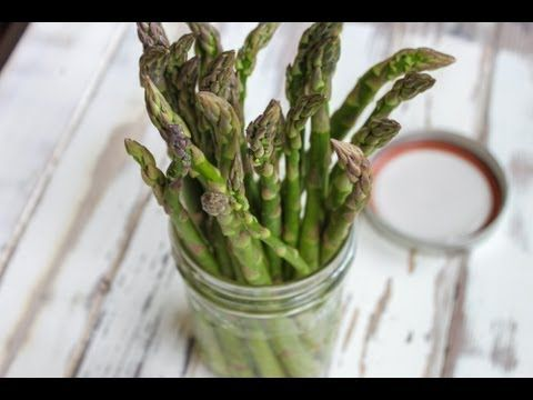 Here's a great tip for keeping your asparagus fresh until you're ready to enjoy it! http://youtu.be/yS110vUyQBc From our friend Jerry James Stone!