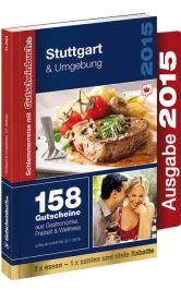 Gutscheinbuch Stuttgart & Umgebung
