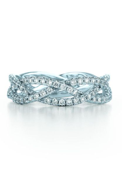 View entire slideshow: Sparkling+Wedding+Bands on http://www.stylemepretty.com/collection/759/