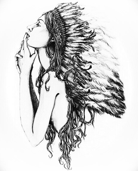 Native Tattoo amp Machine Pinterest Headdress