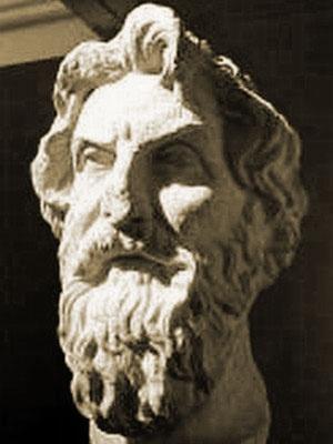 Aristarchus of Samos (310 - 230 BC) was an ancient Greek ...