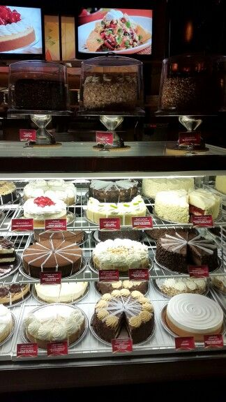 The Cheesecake Factory, Dubai