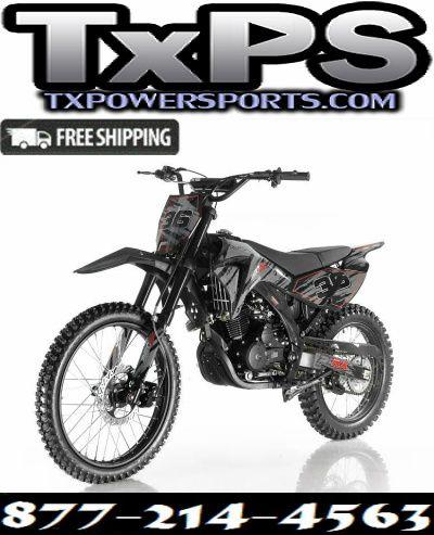 Apollo DB-36 250cc Dirt Bike - Free Shipping HIGH END DIRT BIKE 250CC Special Edition Free Shipping Sale Price: $1,549.00