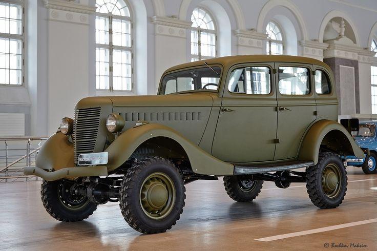 GAZ 61