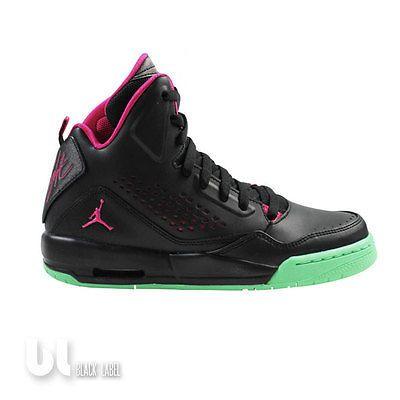 ... Nike Air Jordan Sc 3 Gs Mädchen Schuh Sport Kinder Schuhe Damen Basketball  Schuh