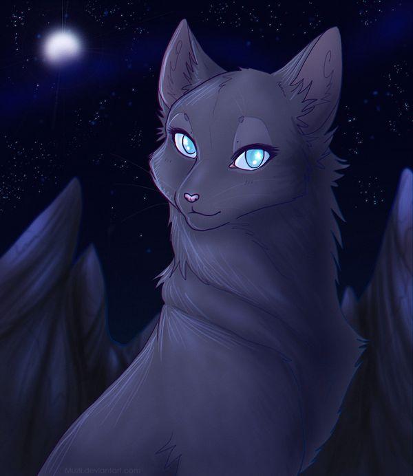 Bluestar by Muzli on deviantART | Warrior Cats | Pinterest