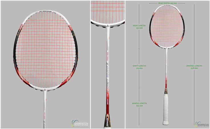 Ashaway Superlight 7 Badminton Racket