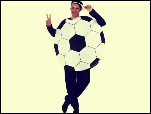 Déguisement de Ballon de football