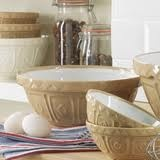 Classic mixing bowls from Mason Cash & Co.