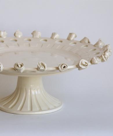cake plate - frances palmer