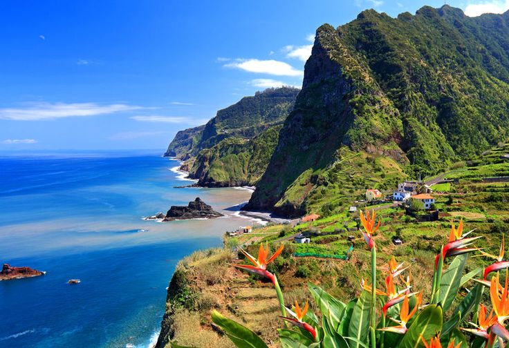 Madeira, Portugal – Tourist Destinations