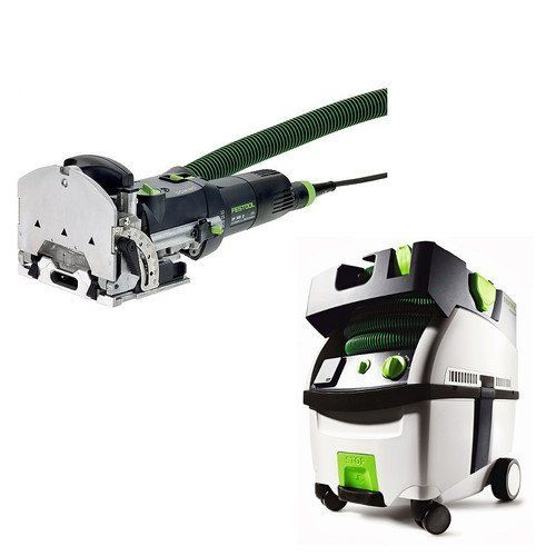 Festool PI574432 Domino Mortise and Tenon Joiner Set with CT MIDI HEPA 3.3 Gallon Mobile Dust Extractor ** You can get more details by clicking on the image. (This is an affiliate link)