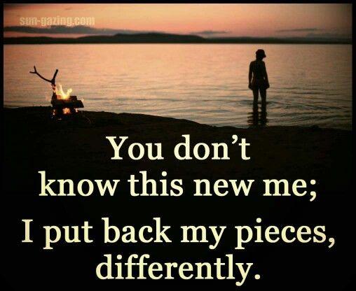 People change... let them.
