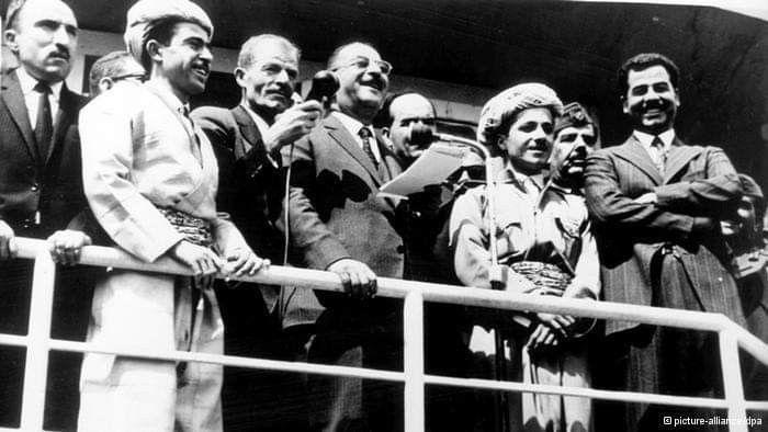 الانقلاب على الرئيس عبد الرحمن عارف في 17 تموز 1968 Historical Figures Historical Baghdad