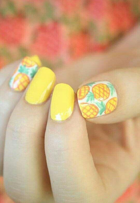 Presume un manicure original éste verano. ¡Estas ideas te encantarán! #NailArt #Uñas #Verano #Moda #UñasDecoradas