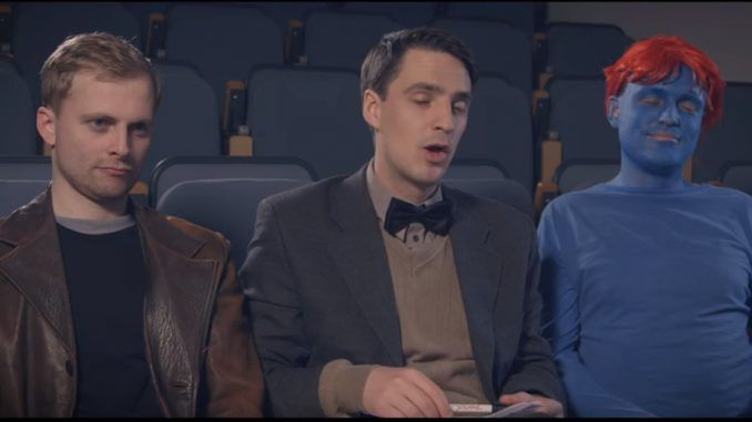 Fresh From Marvel: What would happen if Professor Xavier's school had open auditions?