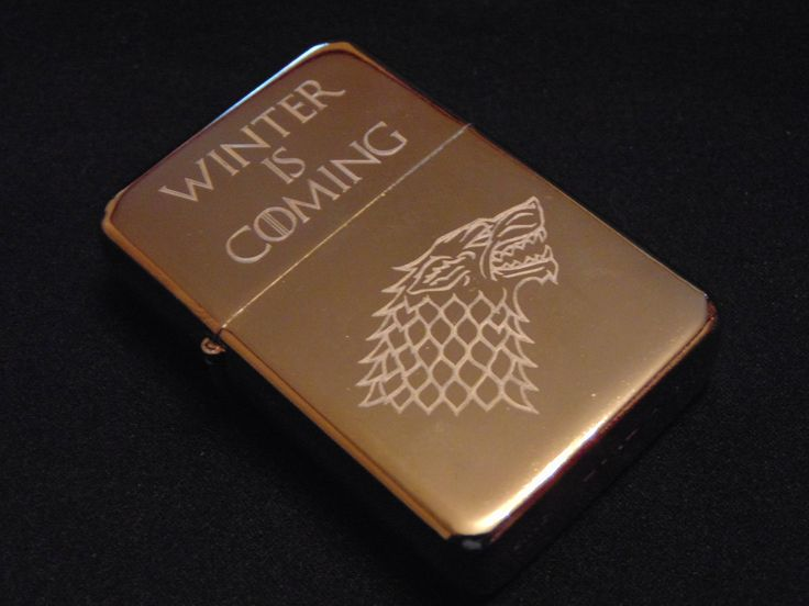 Another item sold in our #etsy shop: Gold Game of Thrones Direwolf Stark Sigil Motto Engraved Fuel STAR Lighter With Gift Box - FREE ENGRAVING http://etsy.me/2Bf1KNi #free #collectables #gold #lighter #personalisedlighter #Gameofthrones #GoT #Direwolf #Stark #xmas