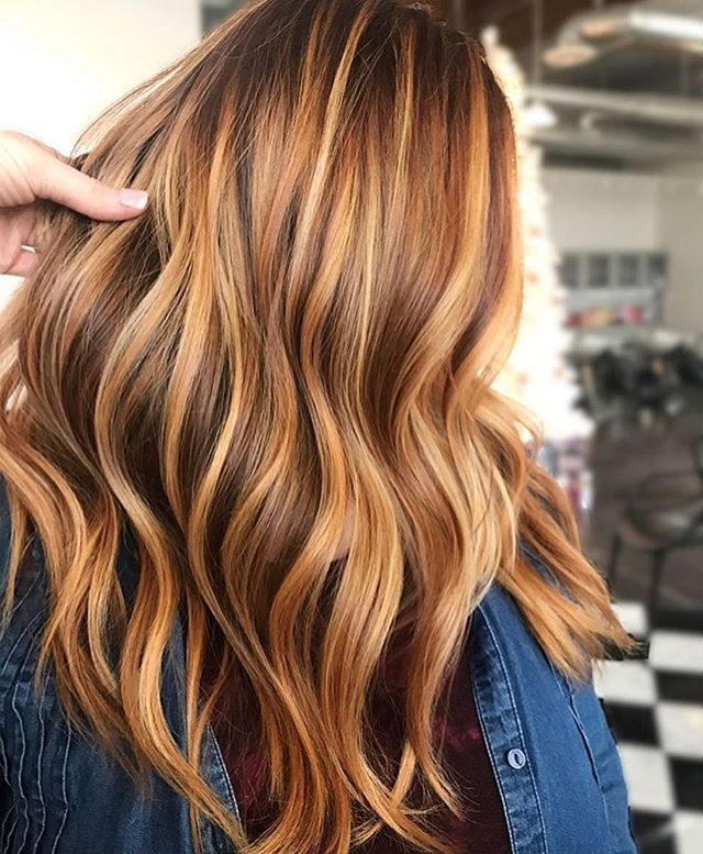 33+ cheveux et coiffures rougeâtres   – Frisurentrends 2018 und Haar Ideen – #c…