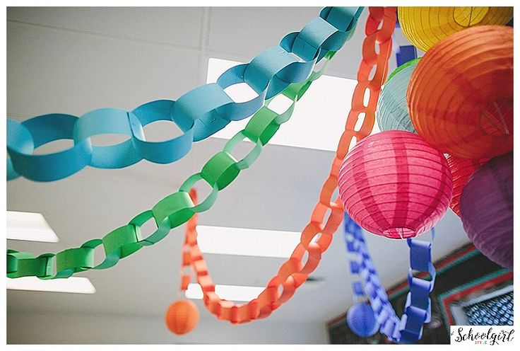Classroom Decoration Rainbow ~ Best images about color my classroom on pinterest