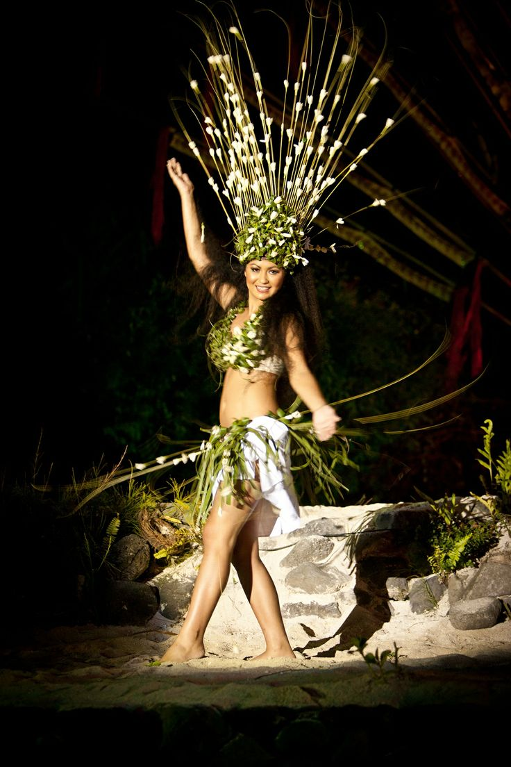 Traditional Tahitian Dance French Polynesia Tahitian dance Tahiti