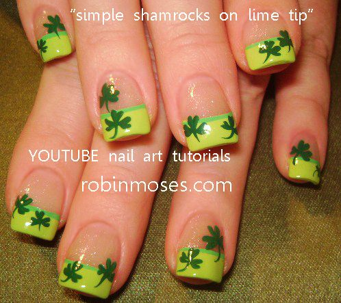 nails for st patties awesome nail idea,,.....