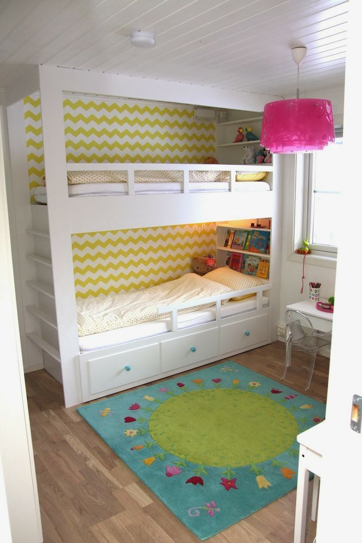 IKEA Hack: Doppelstockbett aus IKEA HEMNES Tagesbett