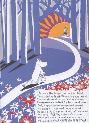 Moomintroll <3   ohmygosh i used to loooveee this book