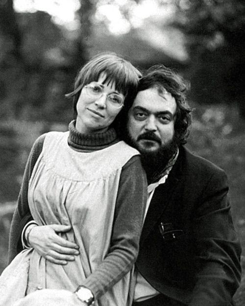 Christiane Kubrick & Stanley Kubrick | One board to rule ...