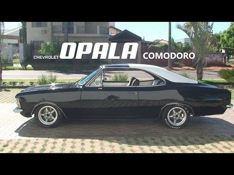 OPALA COMODORO COUPE 1978 6 CILINDROS(CANAL TEST DRIVE) - YouTube