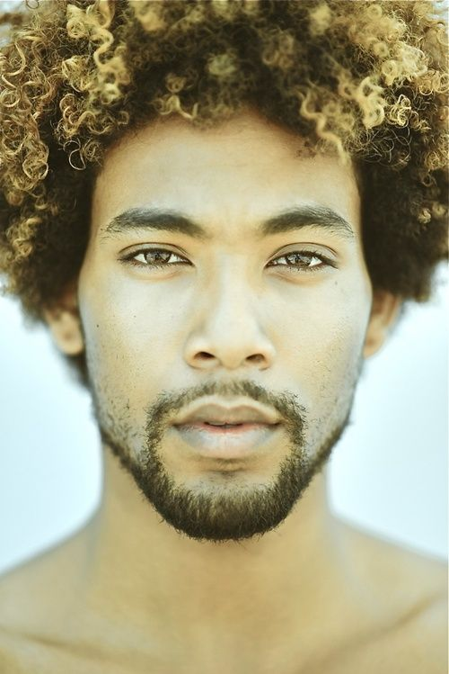 Hairstyles For Curly Hair Black Guys : 149 best curly guys images on pinterest