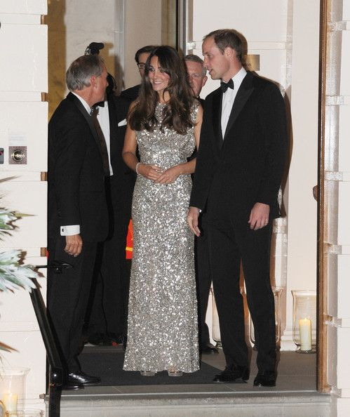 Prince William Photos - Prince William and Kate Middleton at the Royal Society - Zimbio