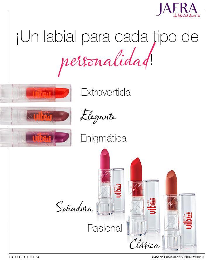 Brinda una suave sensación y llena de color en cada aplicación, ¿cuál es el tuyo? #JAFRA #JAFRAMéxico #FestivalDelColor #ConfíaEnTuColor #LabialesVibe #labiales #labial #color #labios #maquillaje #mujer #look #personalidad #catálogo