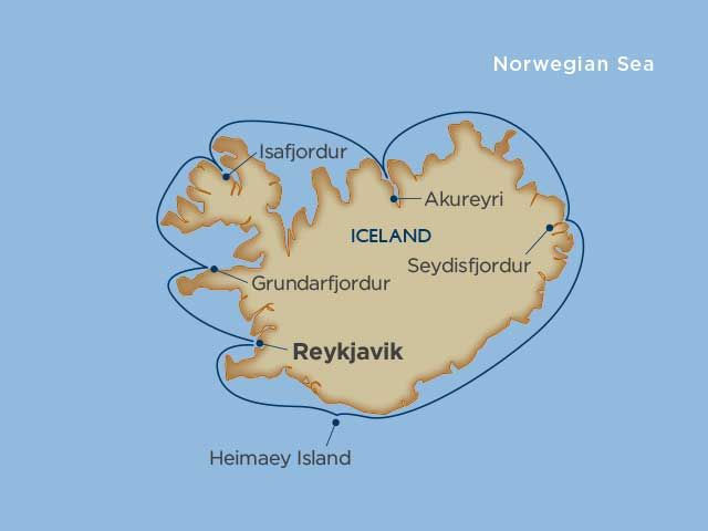 Windstar Iceland excursions