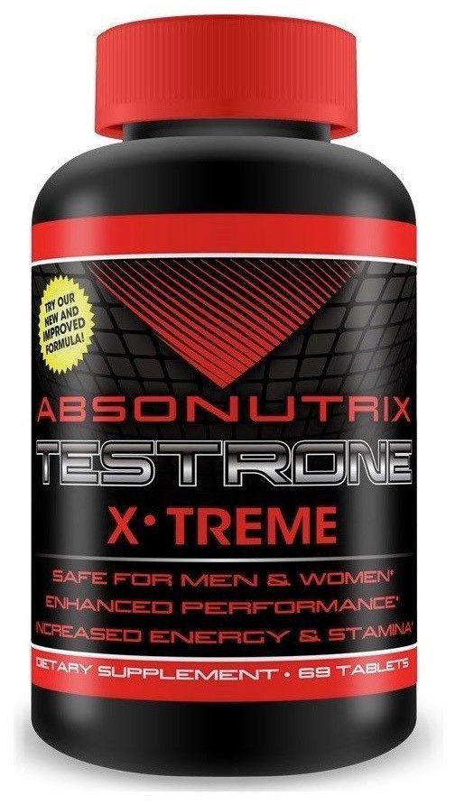 Absonutrix TESTRONE XTREME for Men & Women Sex Energy Testosterone 69 | Tamgy