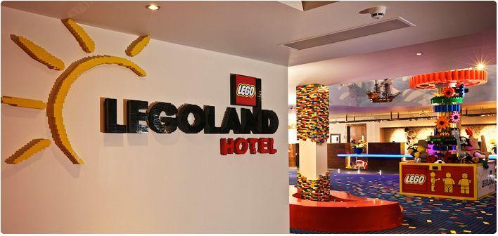 The LEGOLAND Windsor Hotel