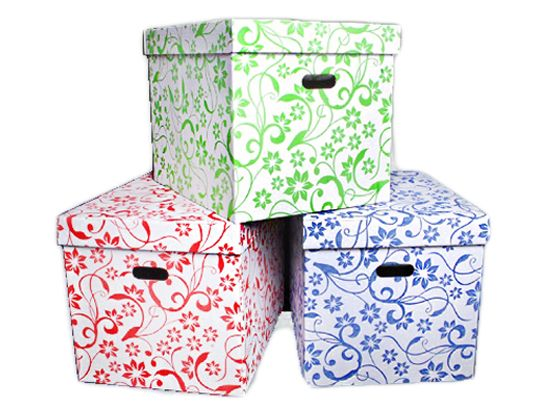 Diese Kartons eignen sich hervorragend für den sicheren Versand und Aufbewahrung von der Kleidung, Spielzeugen, Büchern und vielen sonstigen Gegenständen!   #Dekorkarton #Versandkarton #Schachtel #Klappdeckel #Karton #Verpackung #Versandschachtel