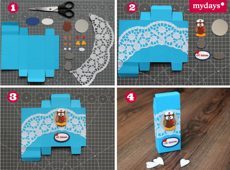 die besten 25 mydays geschenkbox ideen auf pinterest. Black Bedroom Furniture Sets. Home Design Ideas