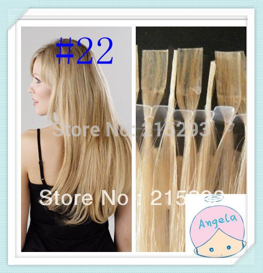 Find More Fusion Hair Extensions Information About TOP 22 Flat Tip Extension 1g Strand 100g Pack Indian Remy Pre Bonded ExtensionHigh Quality