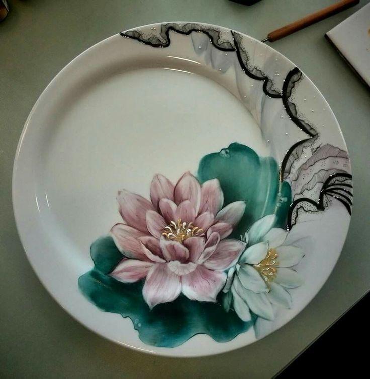 Paint Ceramic Plates & Ceramic Plates To Paint Images