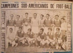 Copa América Perú 1935 - http://futbolcopaamerica.com/copa-america-peru-1935/