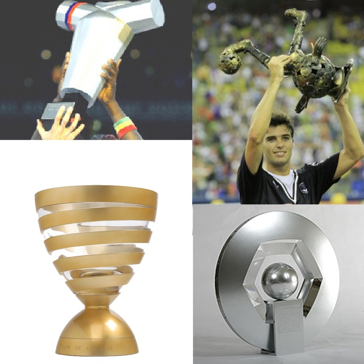 any French football trophy