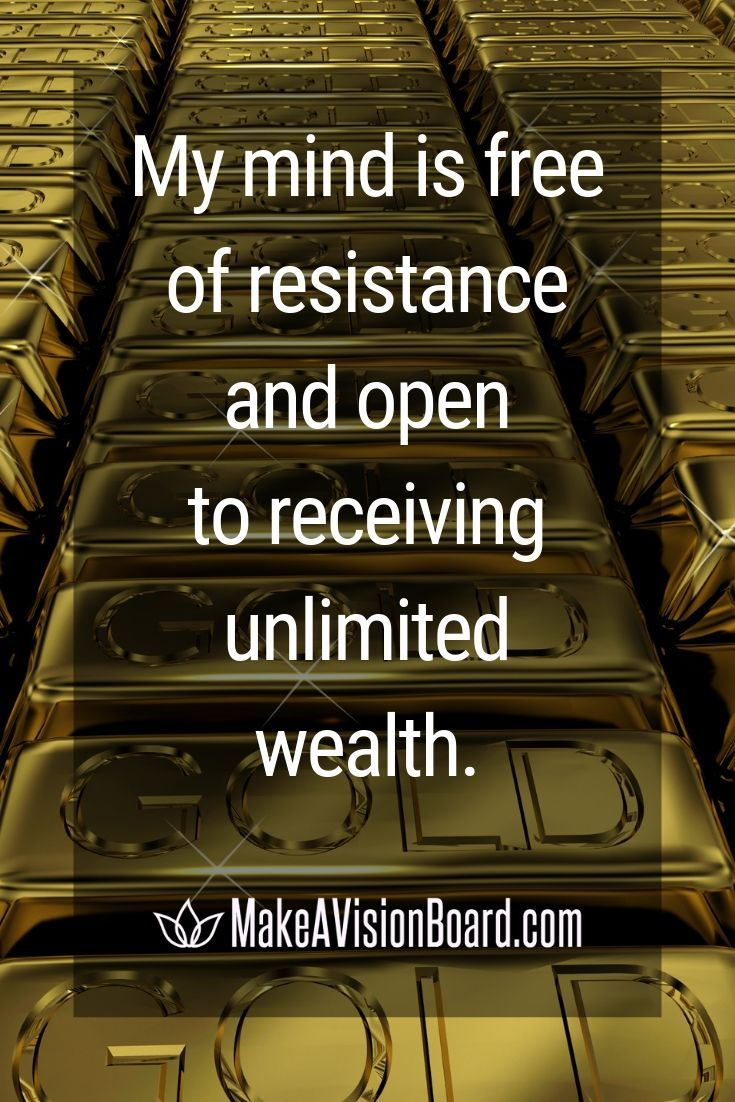 Prosperity Affirmations for Wealth & Abundance – Plus a Free Printable!