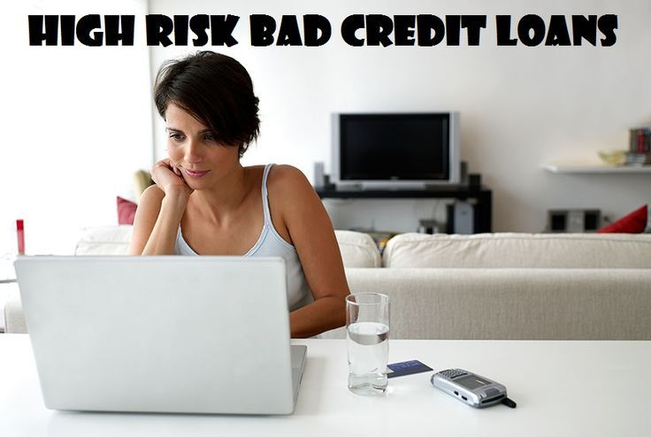 By receiving immediate finances via high risk bad credit loans you have the exc